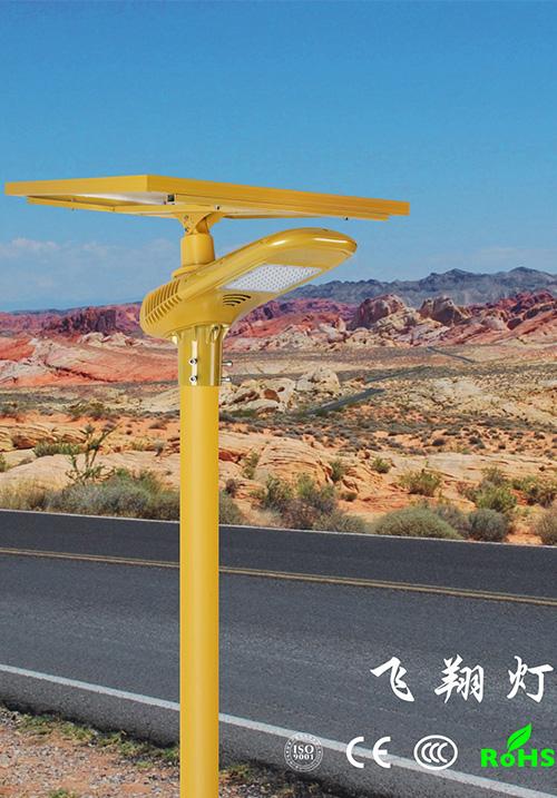 新款专利太阳能灯-飞翔灯