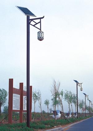 太阳能庭院灯HK12-3502