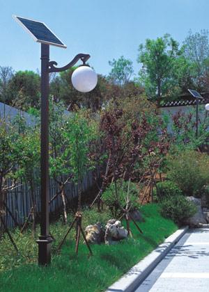 太阳能庭院灯HK12-3602