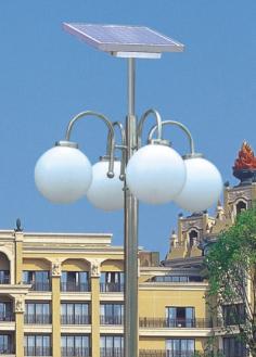 太阳能庭院灯HK13-18302