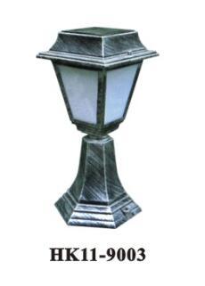 太阳能柱头灯系列HK11-9003