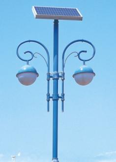 太阳能led庭院灯hk11-7901