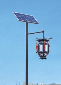 led太阳能庭院灯hk11-6302
