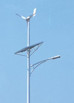 风光互补太阳能路灯hk11-3901