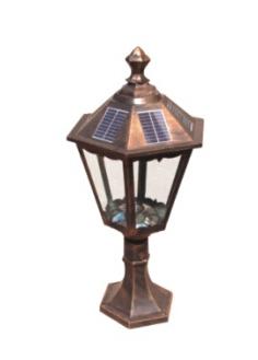 太阳能柱头灯HK15-38910