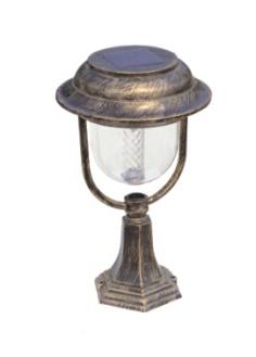 太阳能柱头灯HK15-38907