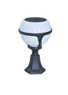 太阳能柱头灯HK11-9005