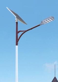 太阳能led路灯hk15-18101