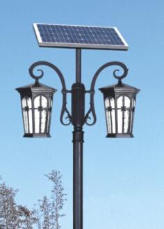 小区太阳能led庭院灯hk15-34901