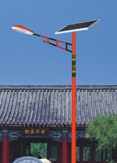 华可新品太阳能led路灯hk26-3602