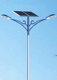 太阳能led路灯hk26-18301