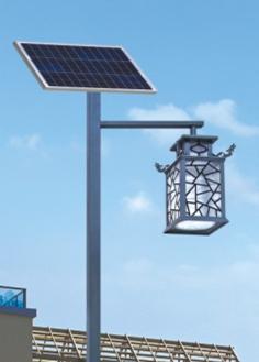 新款led太阳能庭院灯HK26-27301
