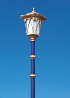 新款led庭院灯HK26-75901