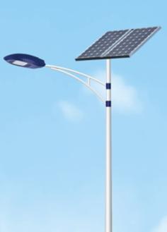 农村太阳能led路灯HK26-10601