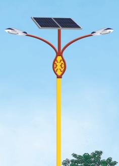 新品led太阳能路灯HK26-16601