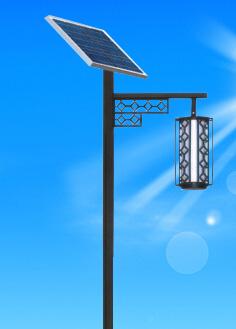 小区led太阳能庭院灯HK26-24502