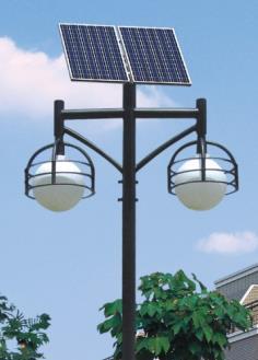 LED太阳能庭院灯HK28-9901