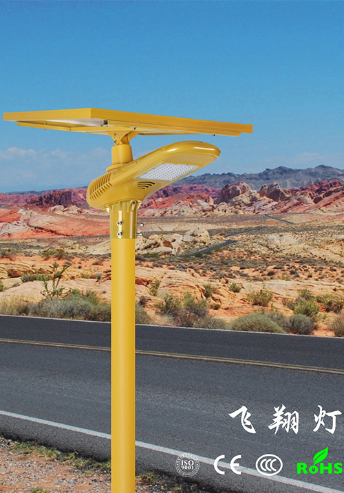 华可新款太阳能灯-飞翔灯