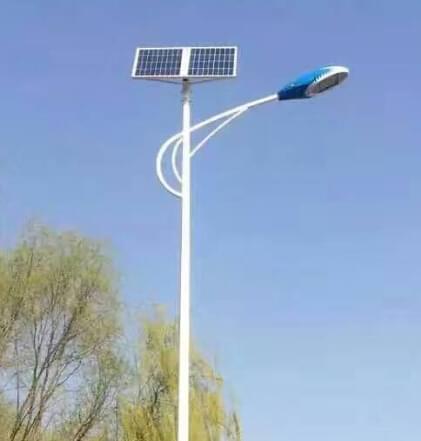 【新农村太阳能路灯】广西省柳州市新农村道路改造亮化工程