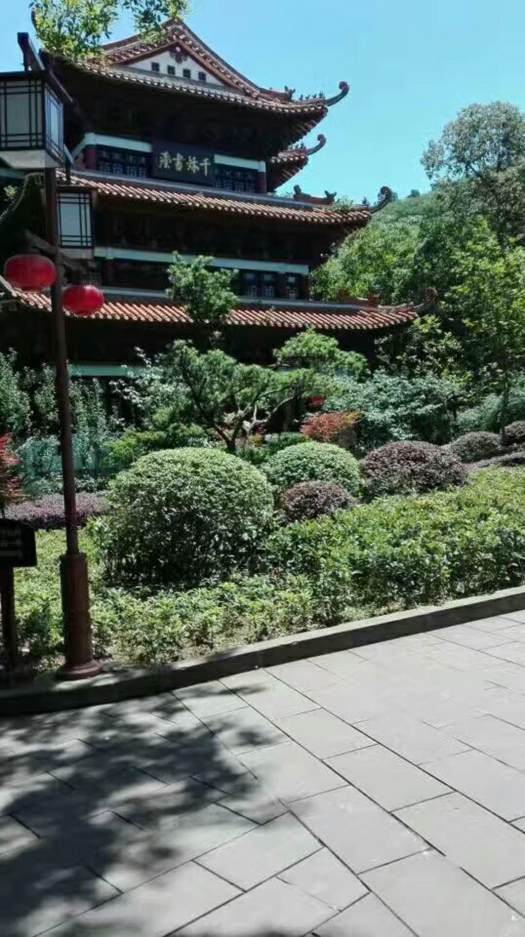 【华可案例】浙江省杭州市小区庭院灯亮化工程